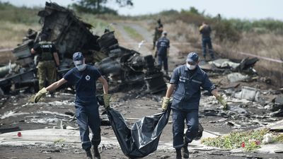 MH17 shot down by Russian missile, investigators reveal
