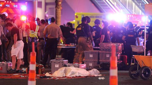 Paddock murdered 59 people.