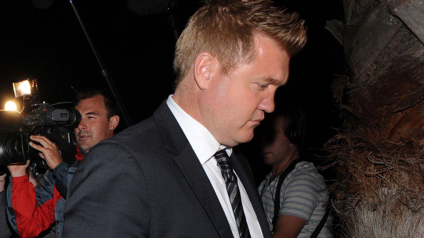 Gavin Orr (2008)