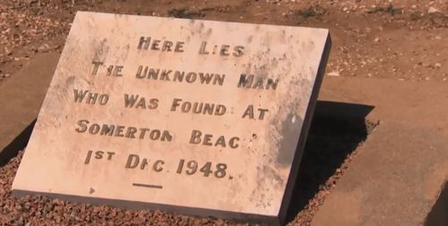 The grave of the Somerton Man.