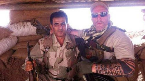 Dutch bikies 'have joined fight against ISIL in Iraq'