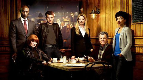 Fringe renewed for a fourth season