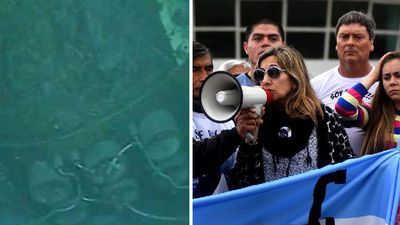 Argentina admits it can't raise tragic sub