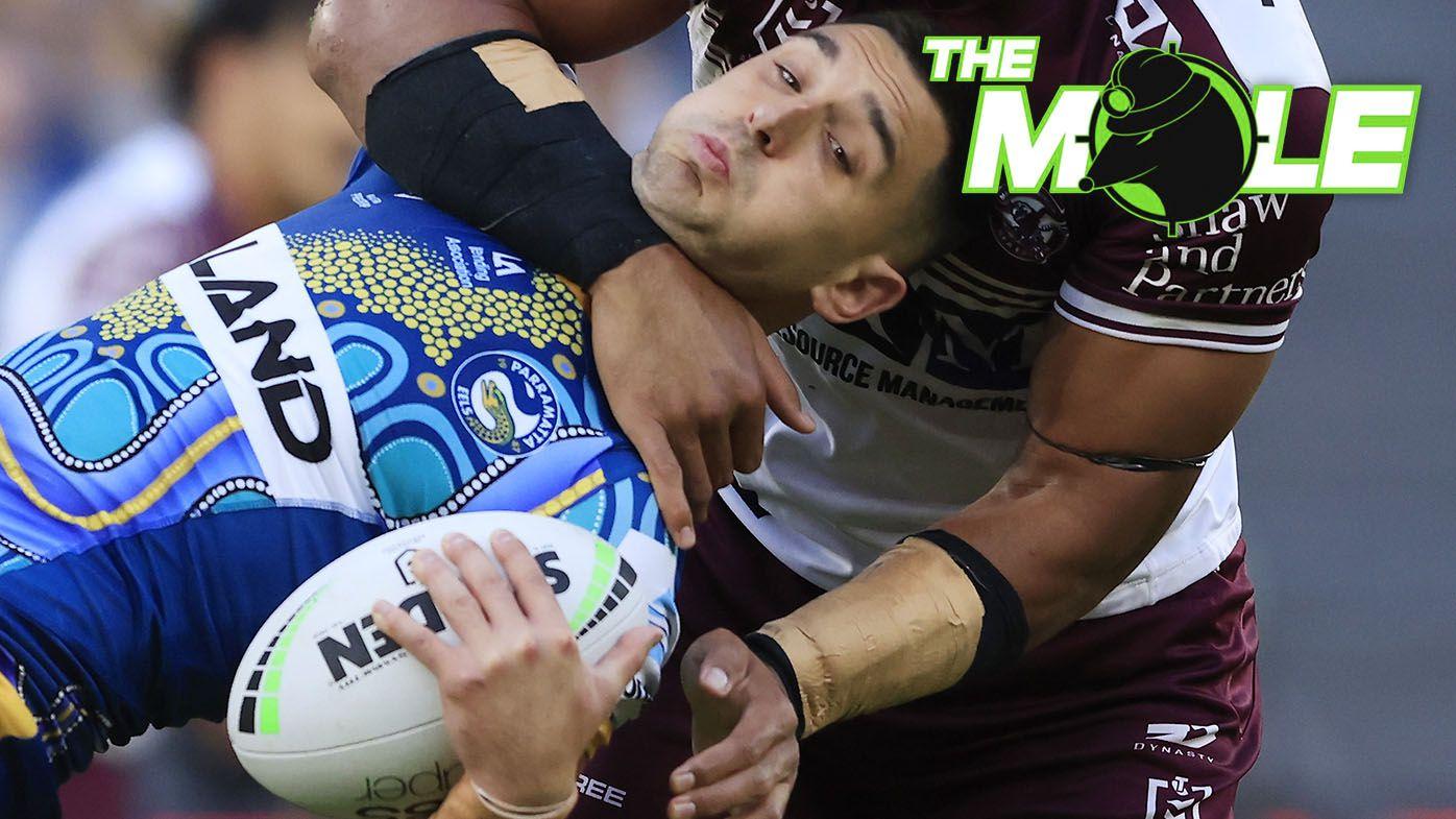 The Mole: Gun forward Ryan Matterson's D-Day for Parramatta Eels contract option