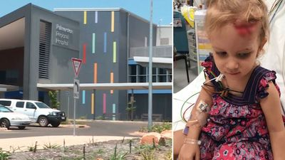 Child with cut so deep you could 'see skull' sent home from hospital