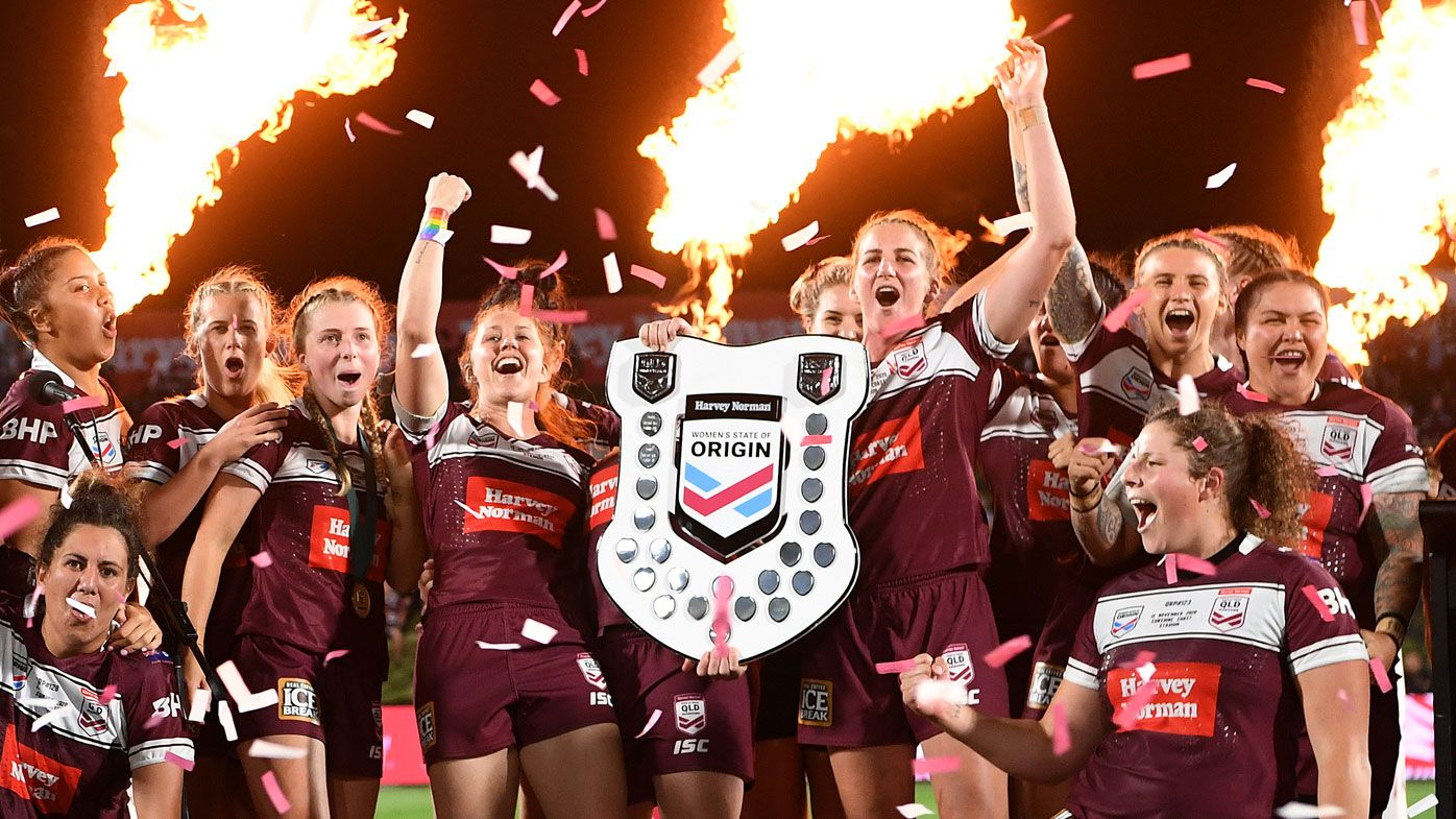 Queensland claimed the 2020 Women's State of Origin.