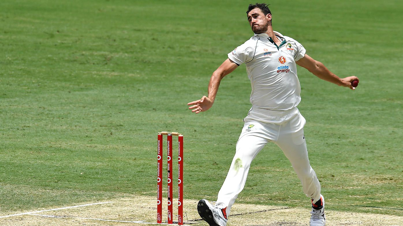 EXCLUSIVE: Mark Taylor raises doubt over Mitchell Starc's place in Australia's side begs selectors to weigh up Chadd Sayers Dan Worrall – Wide World of Sports