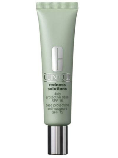 Offset any redness with a soothing, green base that helps make-up glide on and stay put.