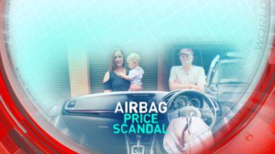 Airbag price scandal