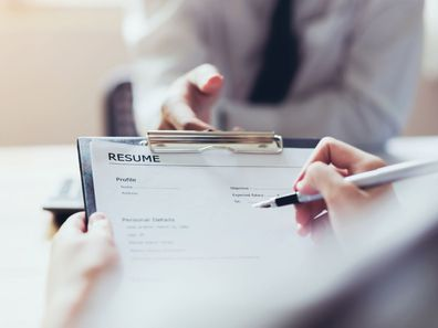 Survey shows millennials are most likely to lie on resumes.