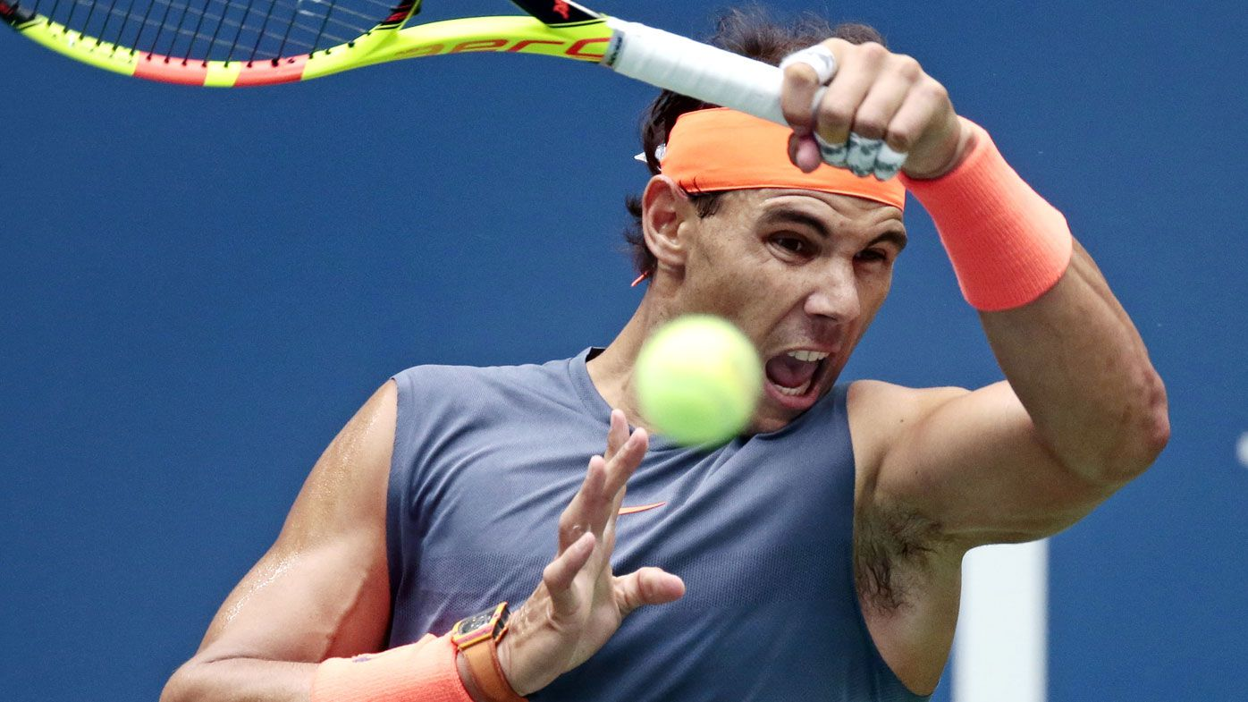 Rafael Nadal names Nick Kyrgios, Alex De Minaur as potential Grand Slam winners