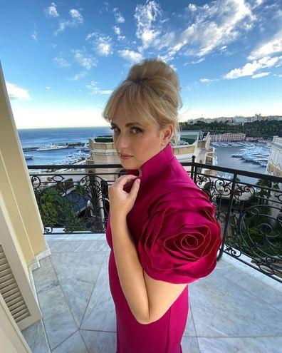 Rebel Wilson, Instagram, Cannes