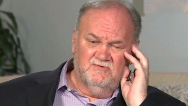 Thomas Markle 'receives death threats' from criminal ex-boyfriend of