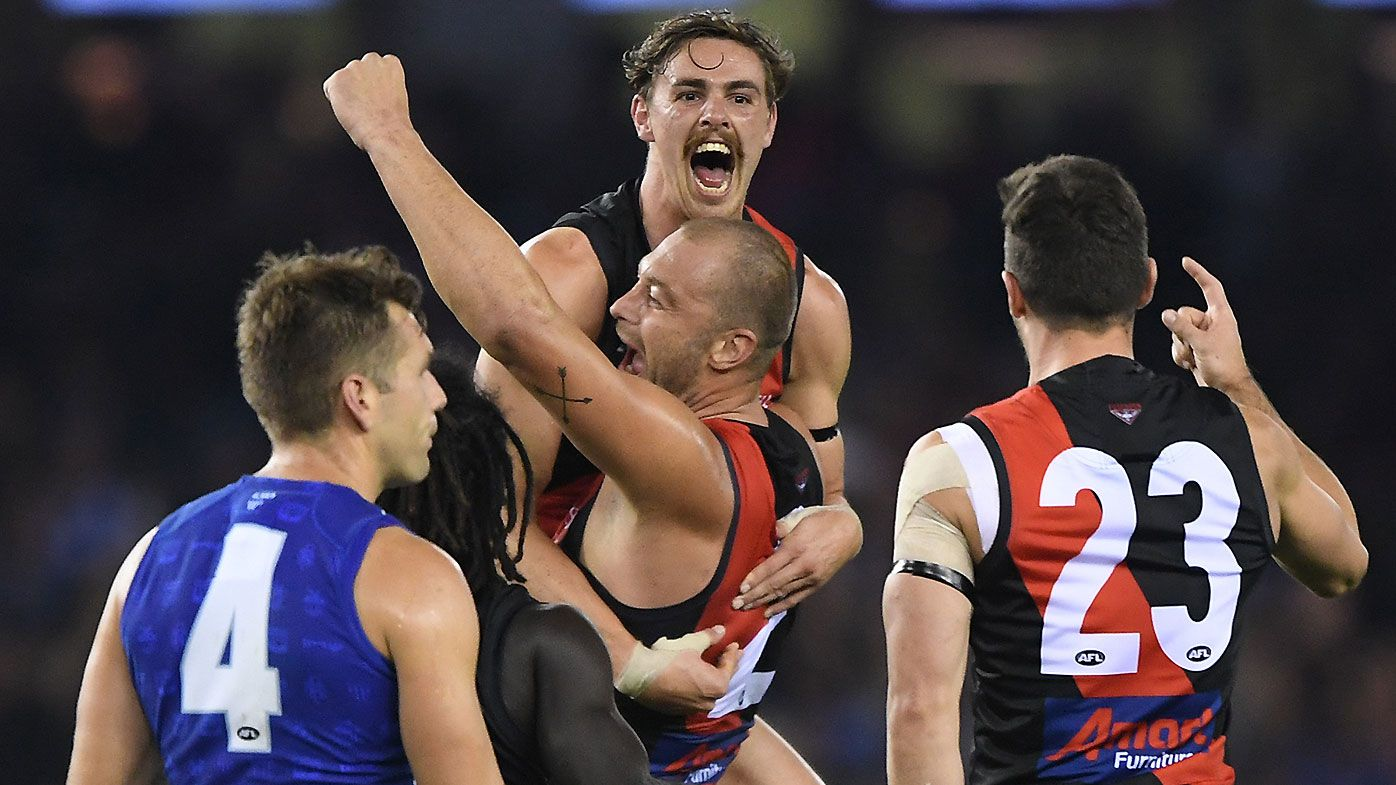 Essendon 'absolutely' expecting Joe Daniher to remain with club despite persistent trade speculation