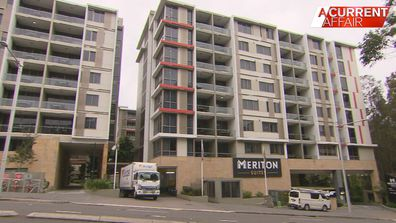 Concerned residents offered vaccine as half of unit complex turns into quarantine hotel.