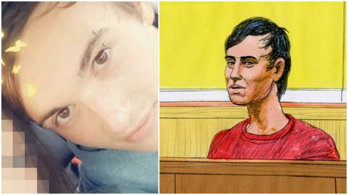 Eric Victorsen, 19, faced court last month over the crash. (9NEWS)