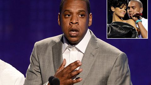 Jay-Z approves of Rihanna and Chris Brown getting back together