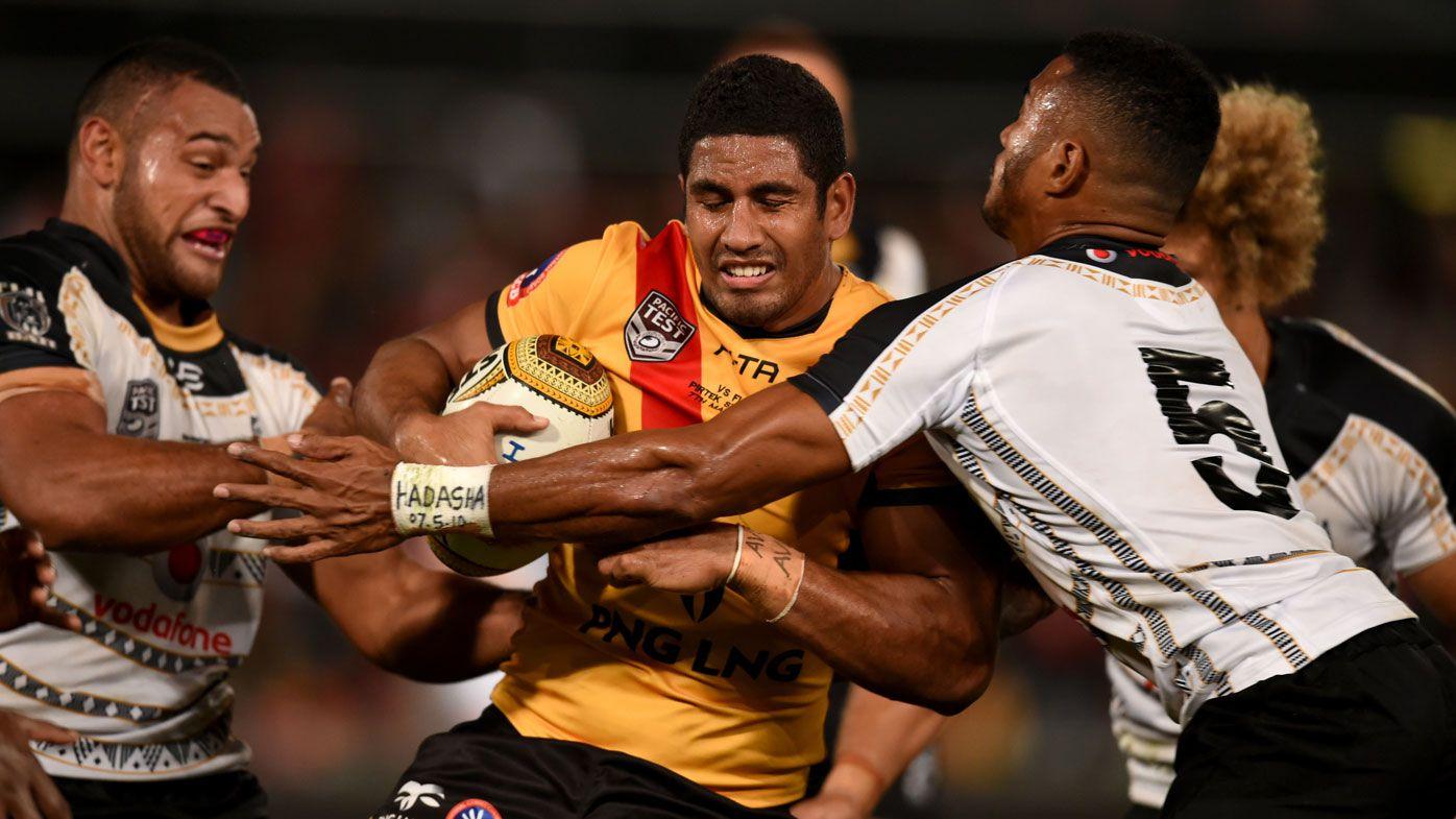 North Queensland winger Nene MacDonald assaulted in PNG