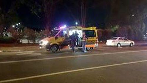 Elderly man dies after being hit by car in Sydney's west overnight