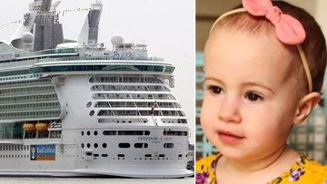 Chloe Wiegand died after falling from Freedom of the Seas.