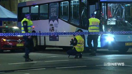 Sydney Uber Driver passenger death CCTV