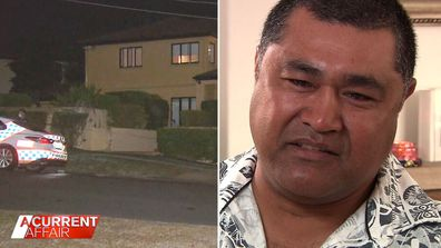 Rugby star speaks out over youth crime after alleged knife attack.