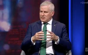 'We had the outbreak because of a protest': Deputy PM forced to walk back COVID-19 claim on Q&A