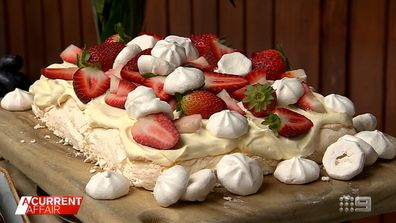 It's not Christmas without a pav