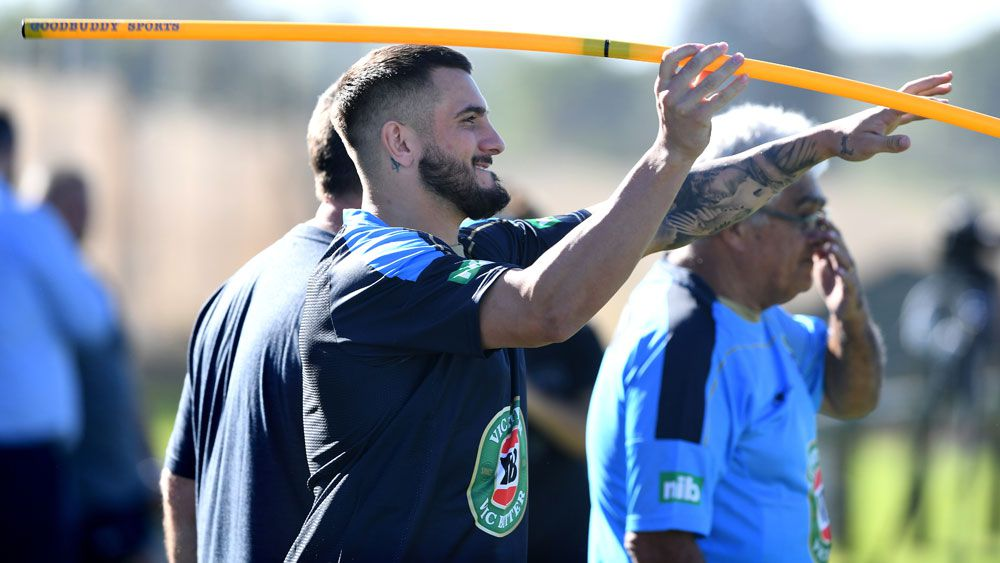 NSW Blues to gamble on Jack Bird at dummy-half against Queensland in State of Origin