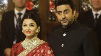 Aishwarya Rai Bachchan andAbhishek Bachchan