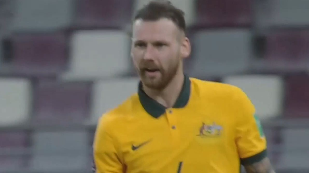 Socceroos defeat China 3-0 in World Cup qualifier
