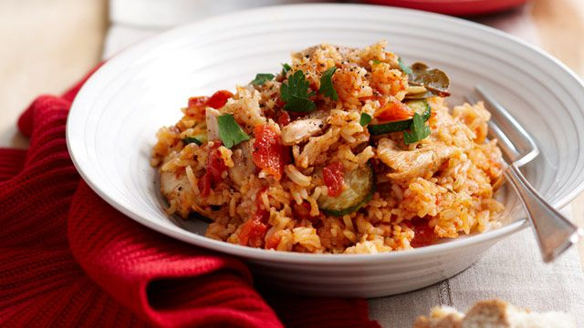 One-pot rice and chicken for $8.40
