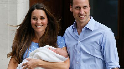 Kate and Wills birth