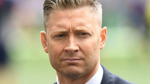 Michael Clarke hasn't ruled out a comeback - but it's unlikely. (AAP)