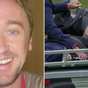 Tom Felton says he's 'on the mend' after medical incident