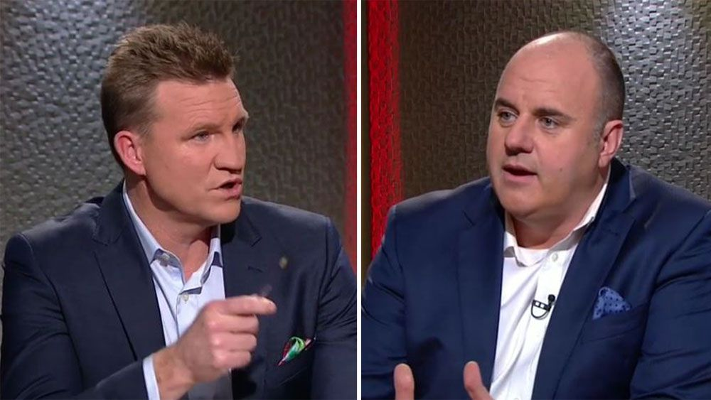 Collingwood Magpies coach Nathan Buckley slams role of AFL media