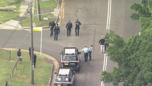 A man found with multiple gunshot wounds in Condell Park has died.