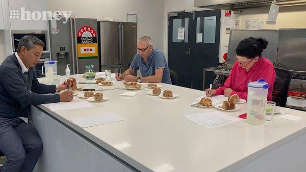 Coles hot cross buns crowned Australia's best