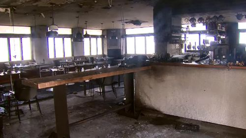 The damage bill is expected to total almost $1 million. (9NEWS)