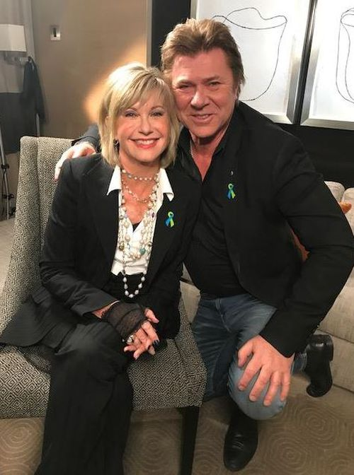 See Olivia Newton-John speak candidly to Richard Wilkins about her cancer relapse tomorrow on The Today Show. (Today Show)