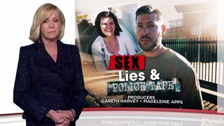 Sex, lies and police tape