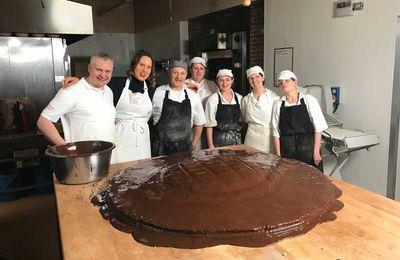 Largest jaffa cake