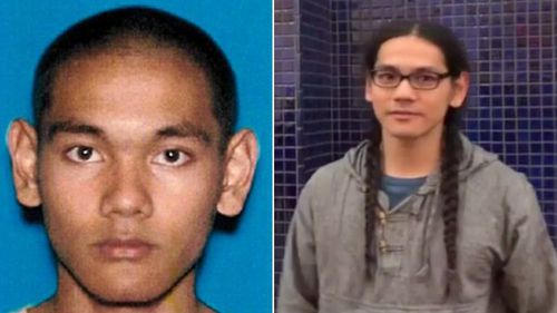 Former army vet Mark Domingo was arrested after allegedly planning a terror attack in several LA locations.