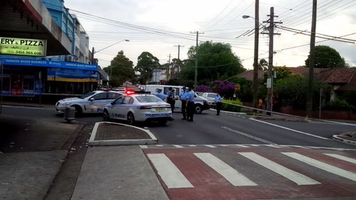 Police say man shot three times on street in Sydney's south was victim of targeted attack