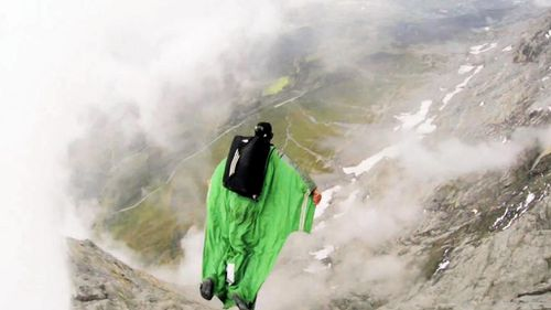 IN PICTURES: The daring feats of the late BASE jumper and free climber Dean Potter (Gallery)