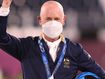 Hoy becomes Australia's oldest ever Olympic medallist at the age of 62