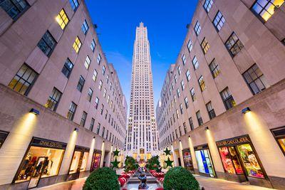 8. Rockefeller Center in New York City, New York