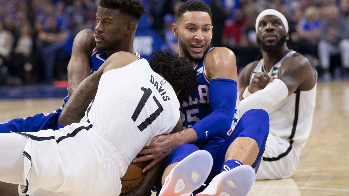 Ben Simmons booed as 76ers suffer shock home NBA playoffs defeat to Brooklyn Nets