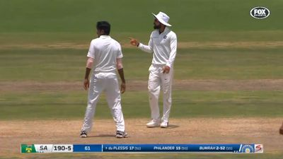 India captain Virat Kohli makes huge DRS blunder against South Africa at Centurion