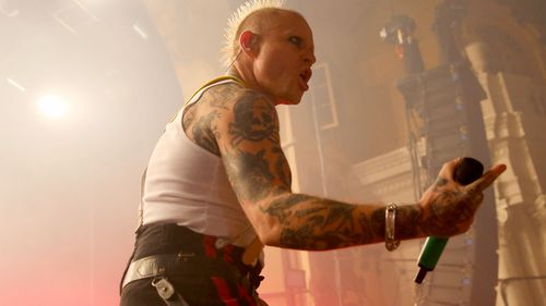 Prodigy singer Keith Flint was found dead in his Essex home this morning.